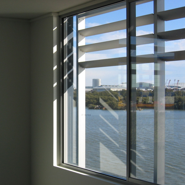Outdoor Window Louvres The Fitter