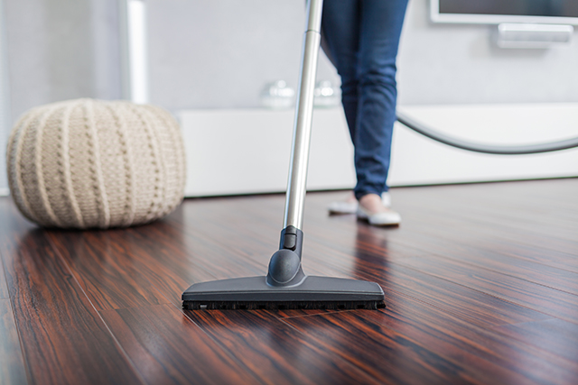 Cleaning the home more efficiently - The Fitter